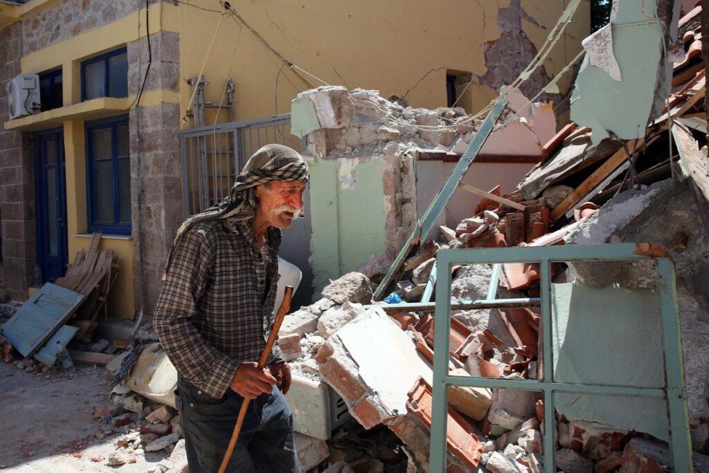 Lesvos Earthquake Relief