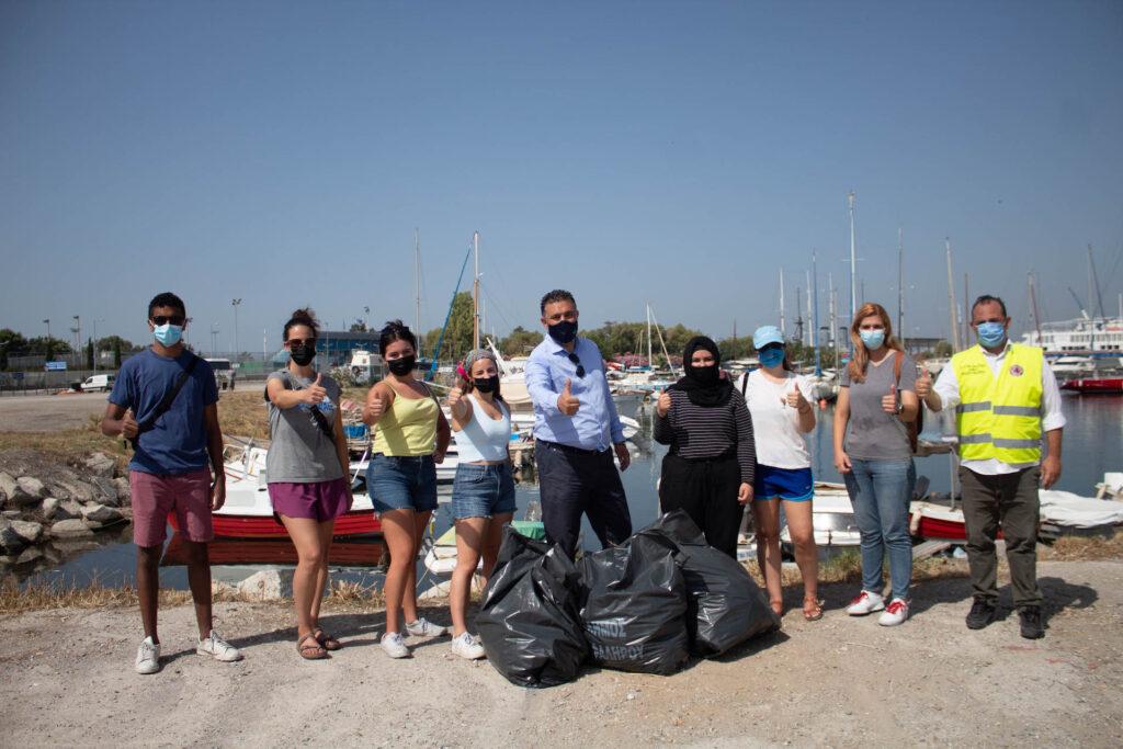 Volunteers Athens